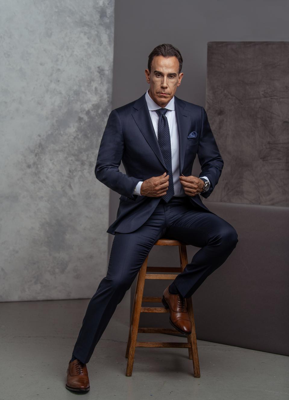 Suitsupply:Wardrobe Styling: Jeffrey Ampratwum, Grooming: Stetson Bryan