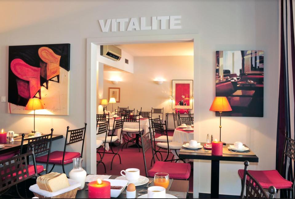 Les Jardins d'Adalric's Vitalite