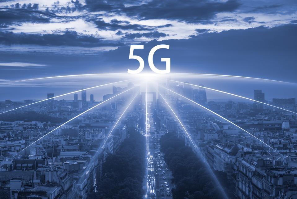 5G Network,Paris