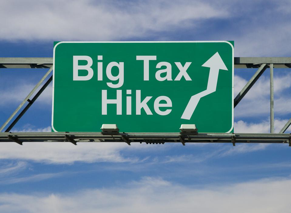 What will your state's tax hike pay for? Education, bridges, public transportation?