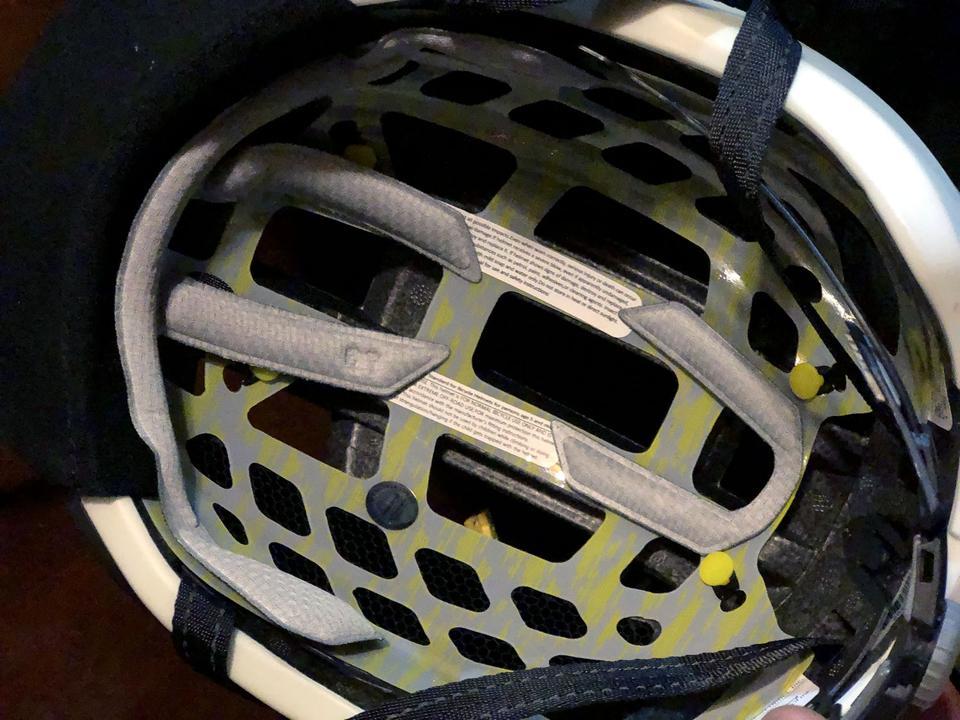Smith Network helmet MIPS liner