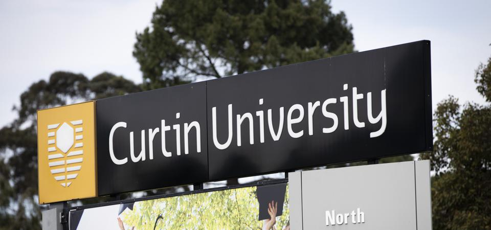 Curtin University also supported WHOI with the oil sampling in Mauritius