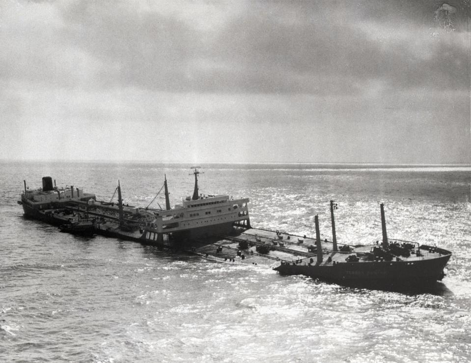 1967: ITOPF was established in response to the Torrey Canyon oil spill off the coast of Cornwall, which at the time was the worst in the world