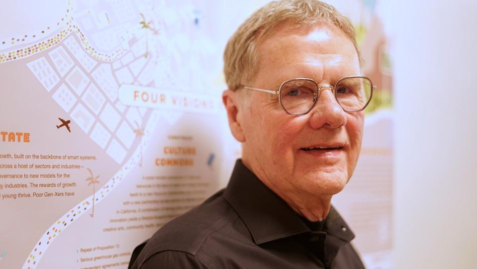 Futurist Bob Johansen