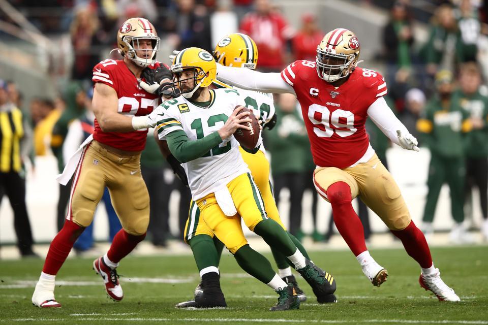 Green Bay Packers Vs San Francisco 49ers Who Has The Edge