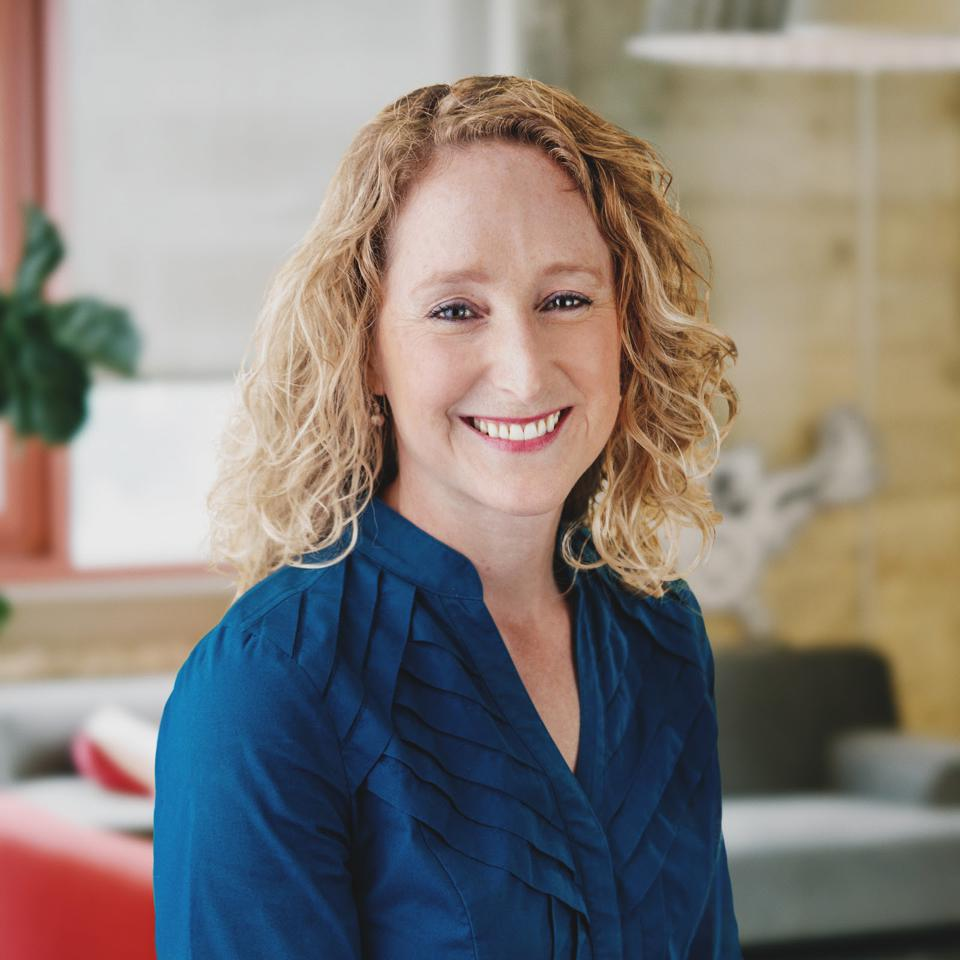 Erin Reilly, Chief Social Impact Officer and GM of the Social Impact Business at Twilio