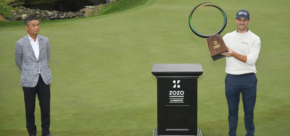 Zozo Championship @ Sherwood - Final Round