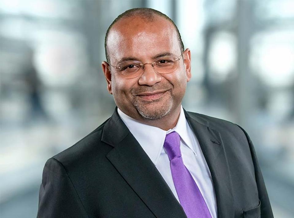 Semtech CEO Mohan Maheswaran