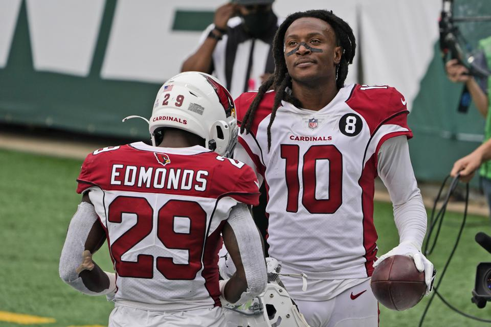 Hopkins, Edmonds celebrate
