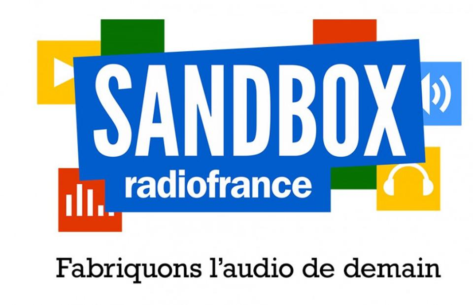 Radio France Sandbox logo