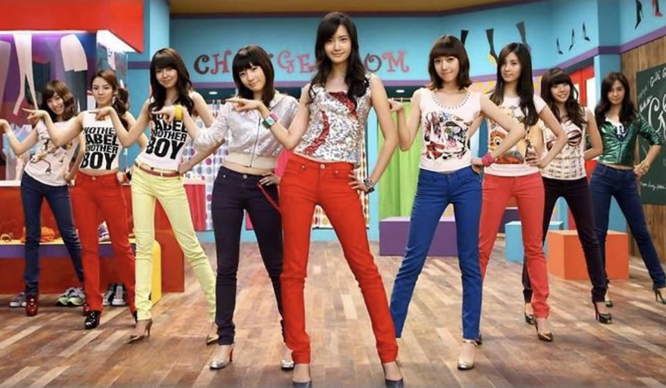 Seohyun debuted with the popular k-pop group Girls Generation in 2007.