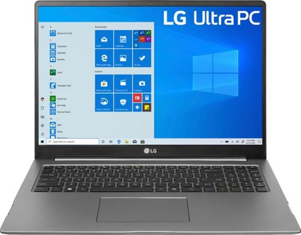LG Ultra PC 17″ Laptop - Intel Core i5 - 16GB Memory - NVIDIA GeForce GTX 1650 - 512GB SSD - Dark Silver