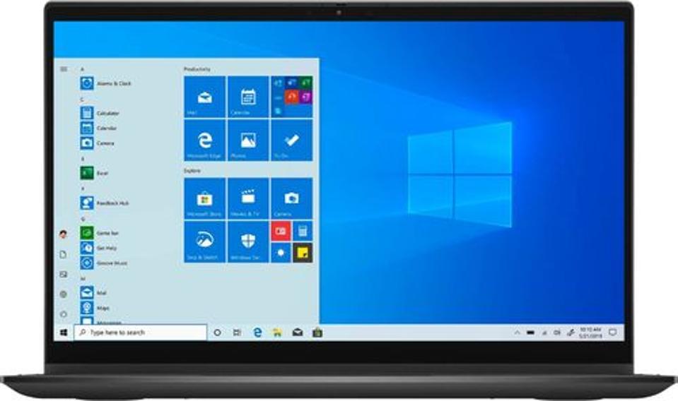 Dell - Inspiron 13 7000 2-in-1 - 13.3″ 4K Ultra HD Touch-Screen Laptop - Intel Core i7 - 16GB Memory - 512GB SSD + 32GB Optane - black