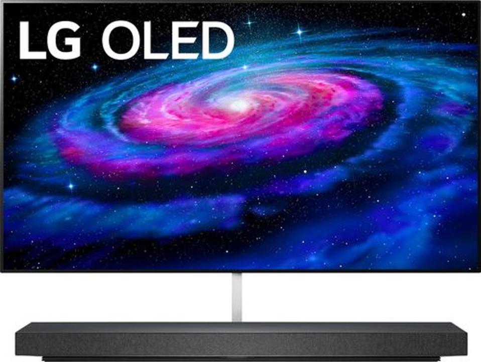 LG - 65″ Class WX Series OLED 4K UHD Smart webOS TV