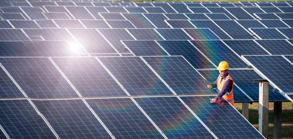 Solar cell power engineer technician