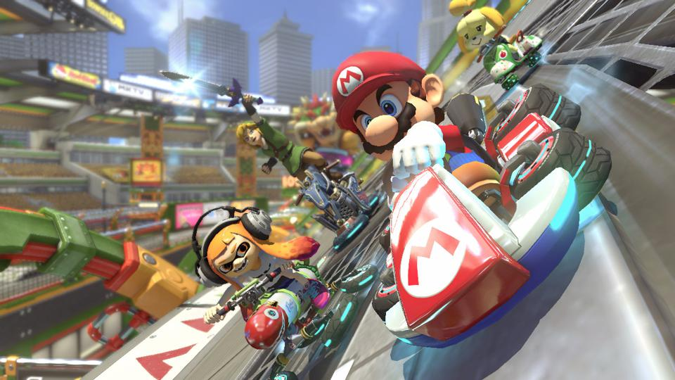 Mario Kart 8 DX