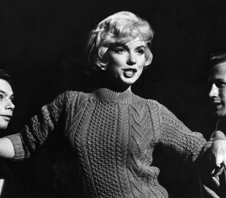 Marilyn Monroe wore Jaeger in 1950's, the brand & parent groups future is uncertain