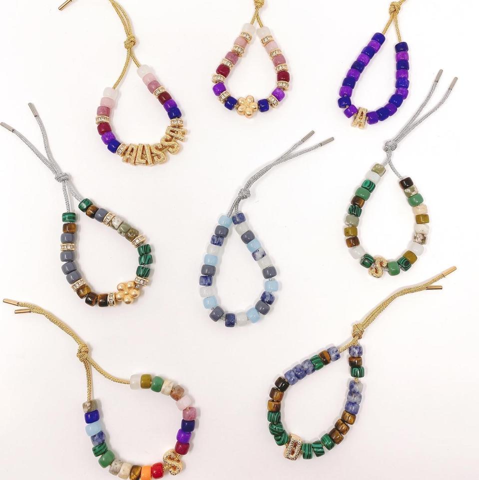 Beadstein's bracelets