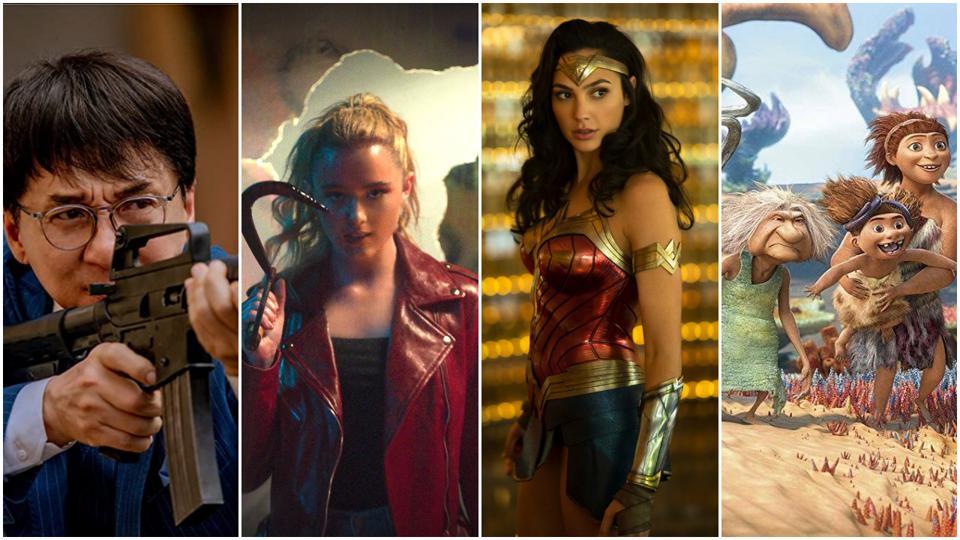 'Vanguard,' 'Freaky,' 'Wonder Woman 1984' and 'The Croods: A New Age'