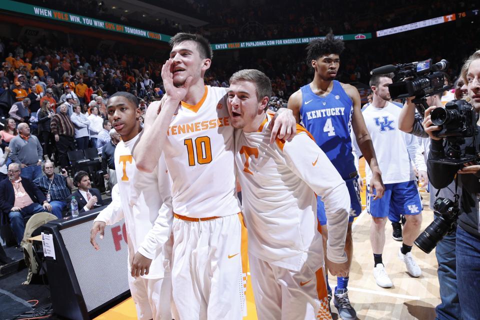 Kentucky v Tennessee