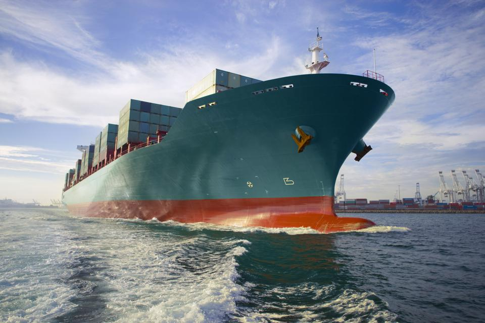 Global shipping is the sixth biggest emitter in the world and are not enforcing stricter emission standards