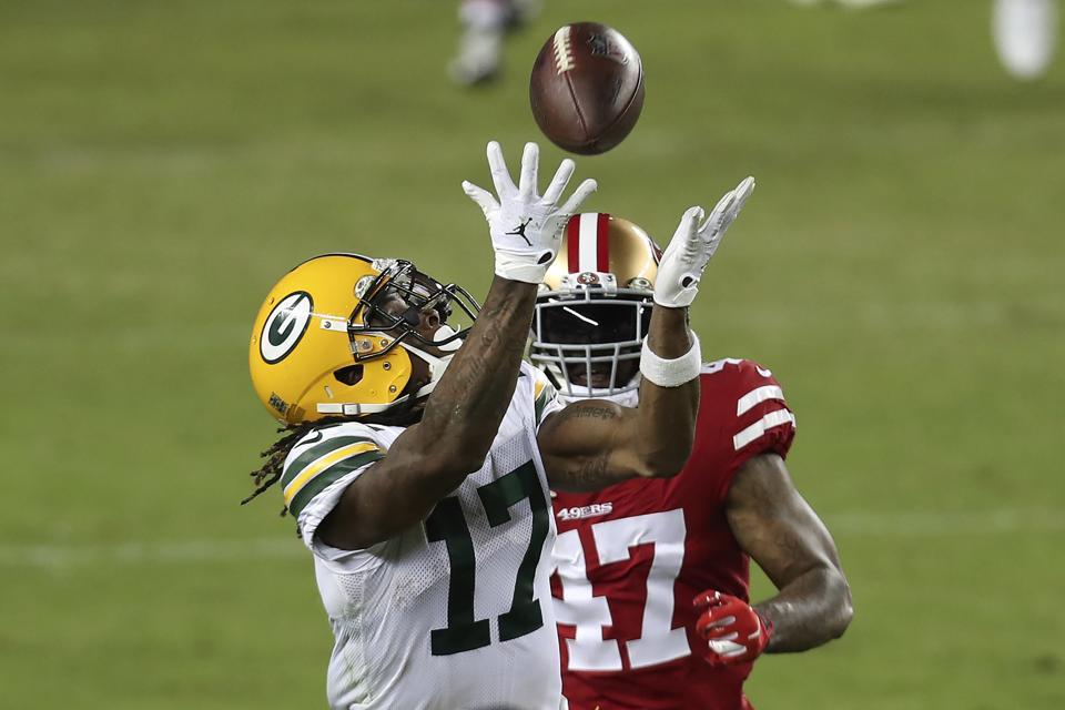 APTOPIX Packers 49ers Football