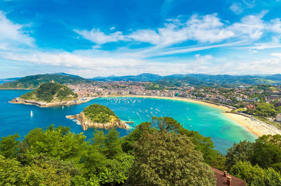 Best Places To Live In Europe: San Sebastian, Spain