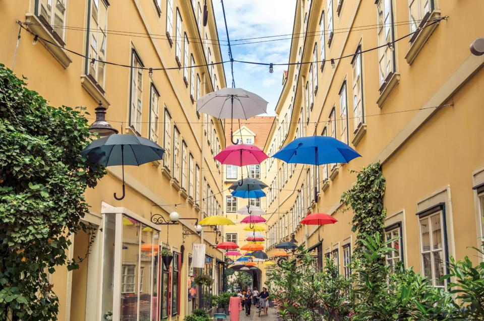 Best Places to live in Europe: Viena, Austria
