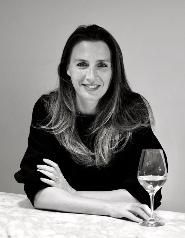 Anne-Sophie Stock, VP of Moët & Chandon, Veuve Clicquot & Chandon