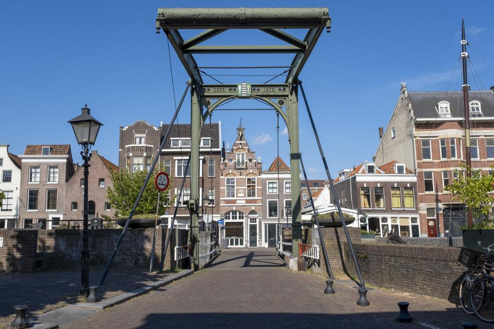 Best Places to live in Europe: The historic Delfshaven area of Rotterdam, The Netherlands.
