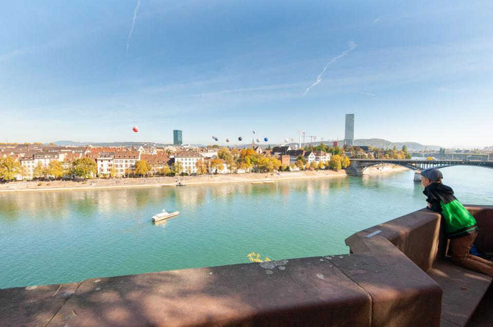Best Places to Live In Europe: Basel Switzerland