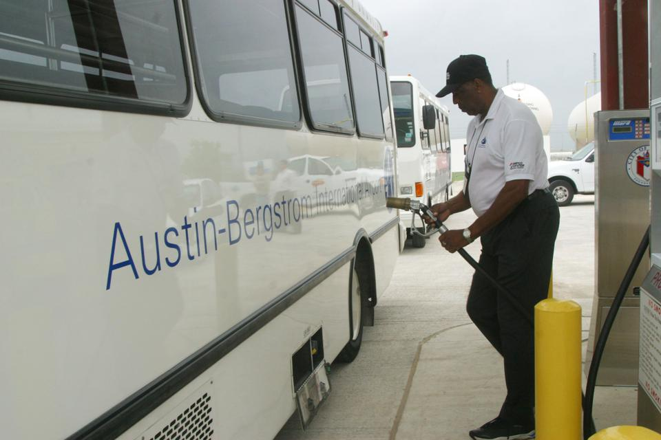 Texas Opens Its First Self-Service Propane Vehicle Fueling Station