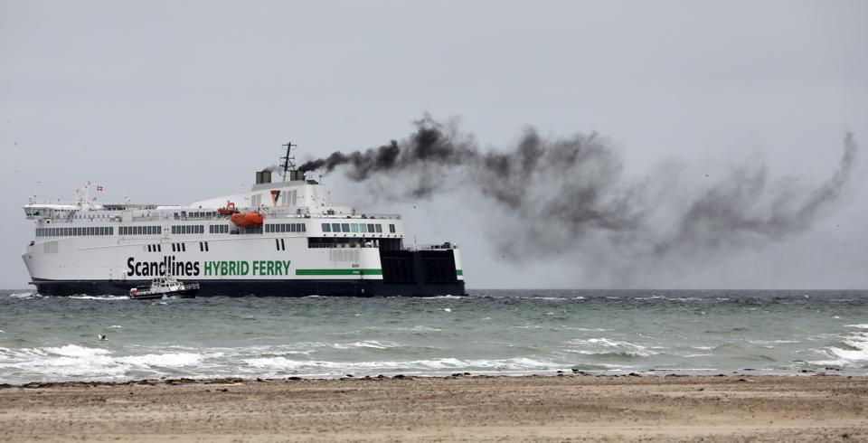 Ship pollution is causing major health and environmental damage around the world
