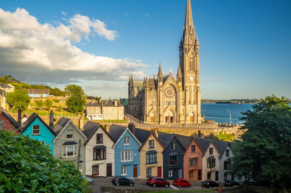 Best Places to live in Europe: Cork Ireland