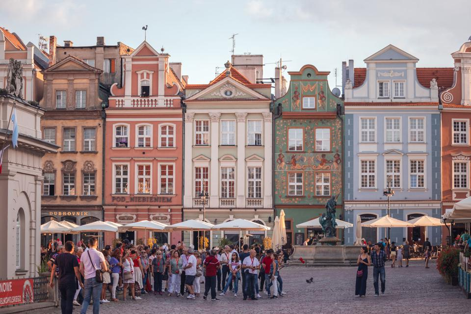 Best Places to live in Europe: Poznan Poland