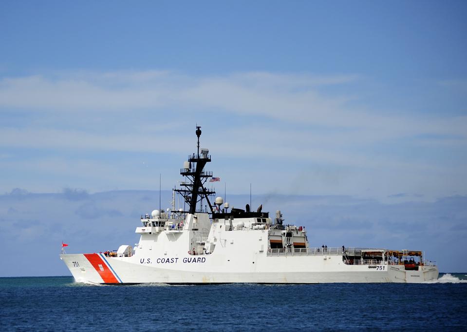 The U.S. Coastguard has two Emission Control Areas