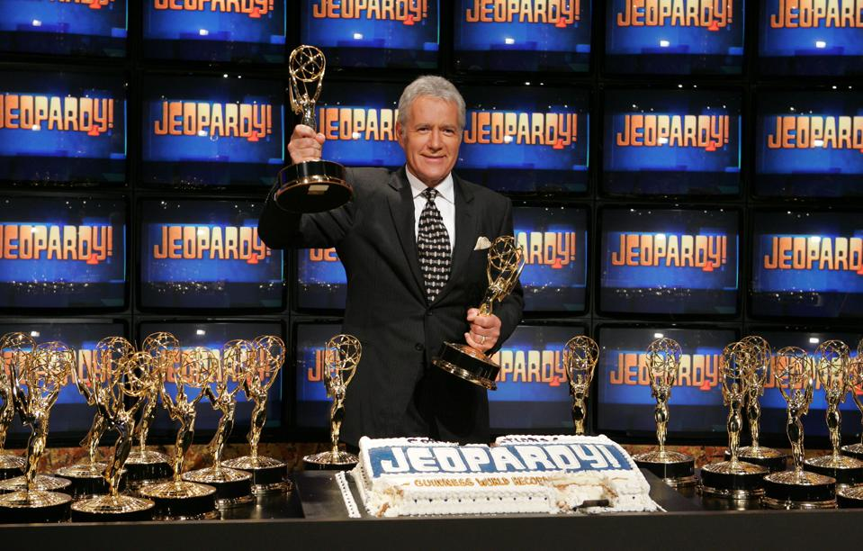 Jeopardy Inducted Into The Guinness Book of World Records and DVD Launch Celebration