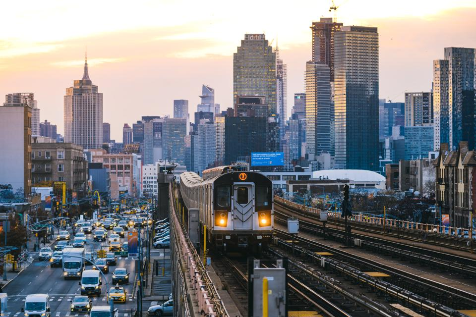 Federal and urban transportation infrastructure needs to be modernized across the United States