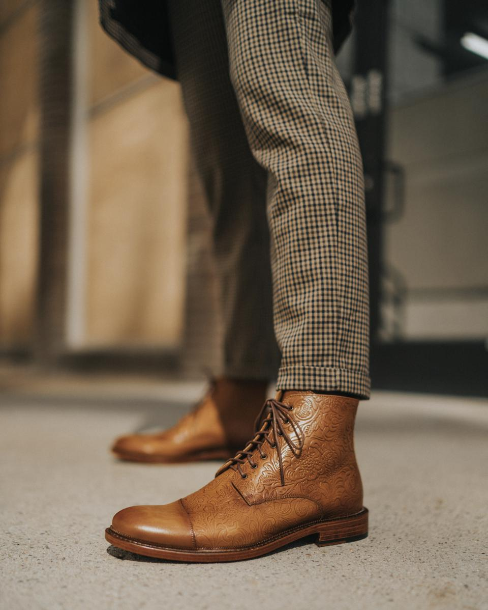 The Paris Boot by TAFT, also available in Black Floral