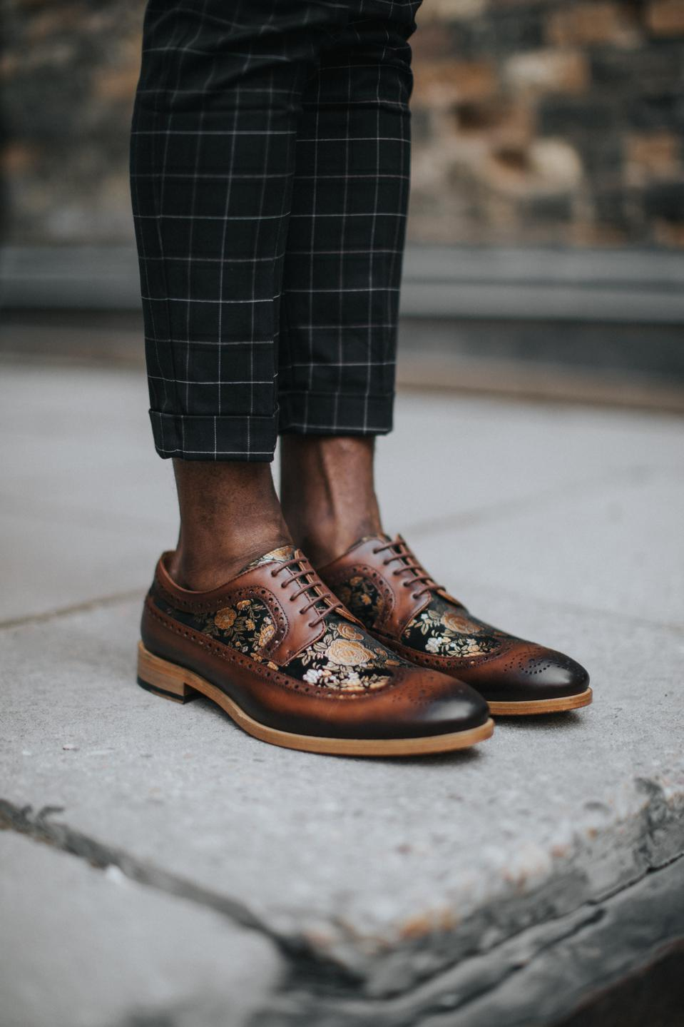 The Preston by TAFT, also available in Cognac