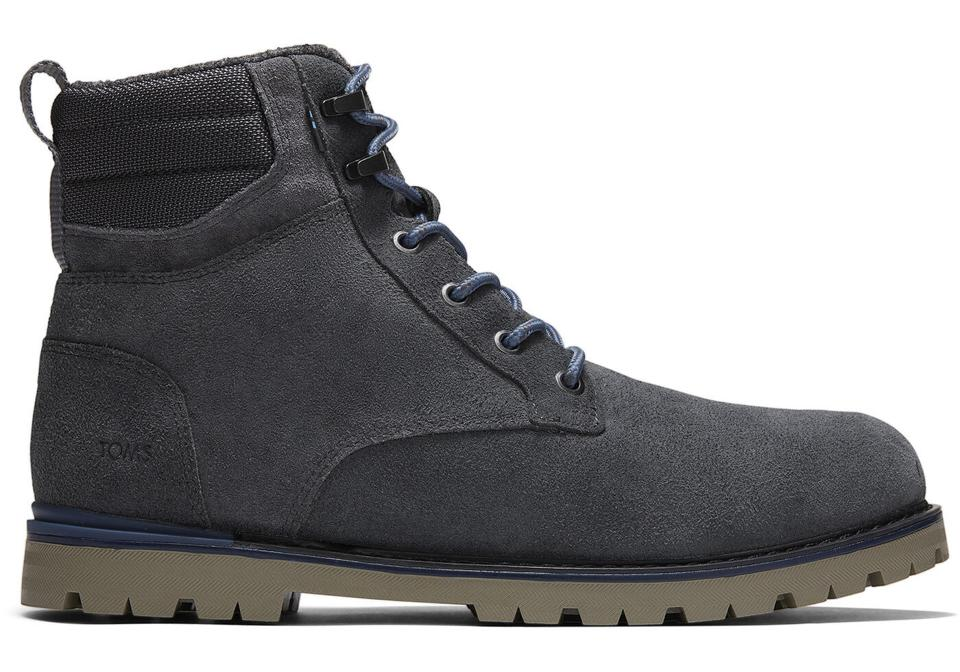 With a waterproof construction, these boots are an ultra-durable choice for the colder months.