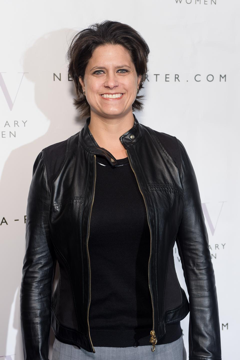 The new women's soccer team, Angel City FC, was founded by Julie Uhrman.