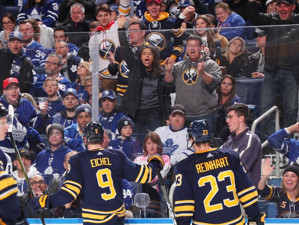 Toronto Maple Leafs v Buffalo Sabres
