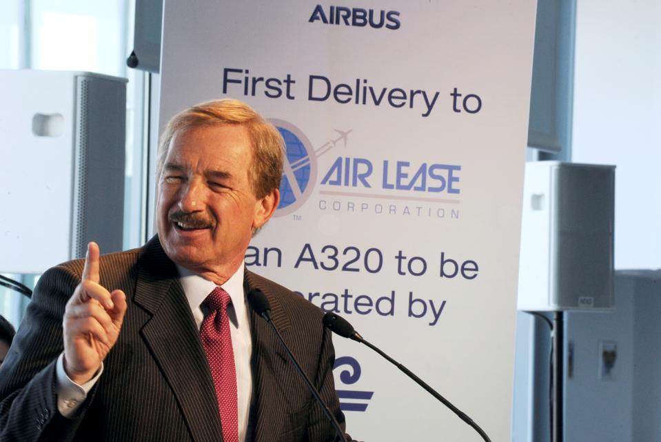 Air Lease Corporation's president Stevan