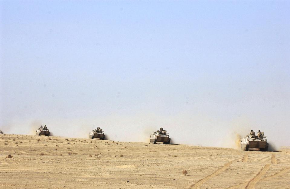 UAE Army, UAE, BMP-3