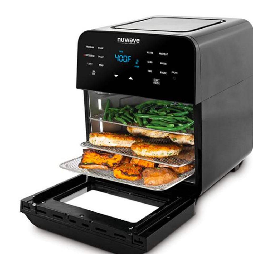 NuWave Brio 14-qt. Digital Air Fryer Oven