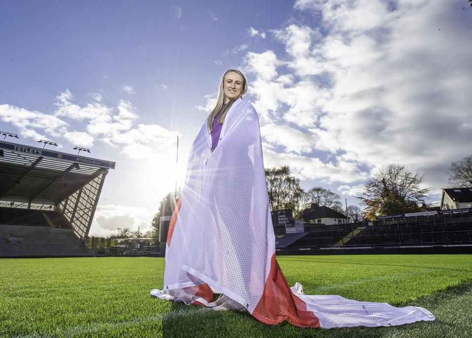 England star Jodie Cunningham