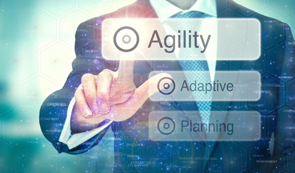 SAP provides business agility