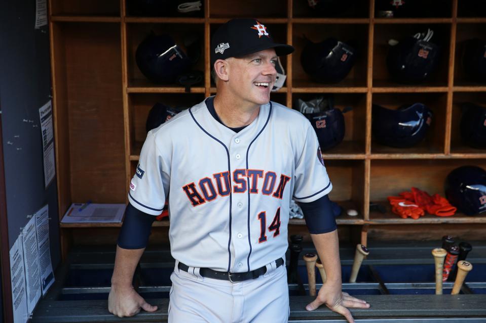 2019 ALCS Game 3 - Houston Astros contre New York Yankees