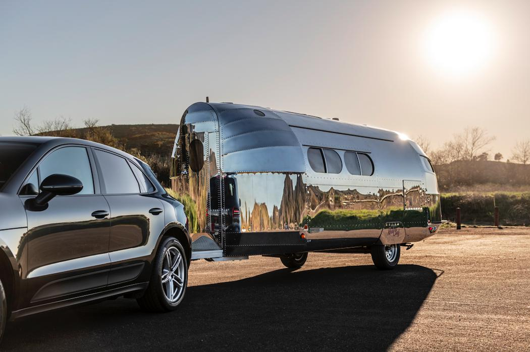 The Bowlus Road Chief ″Endless Highways″ Performance Edition was designed for those seeking to go off-grid in sustainable style.
